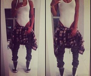 body, swag, and teyana taylor image