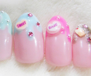 deco, pink, and cute image