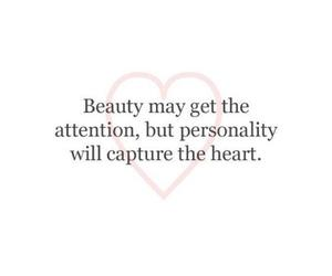 beautiful, heart, and quote image
