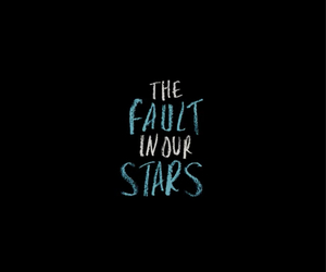 love, movie, and the fault in our stars image
