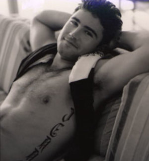 Brody Jenner, naked, and shirtless image