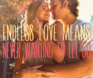 love, endless love, and gabriella wilde image