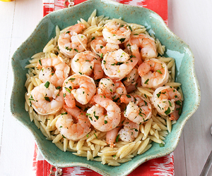 parsley, seafood, and shrimp image