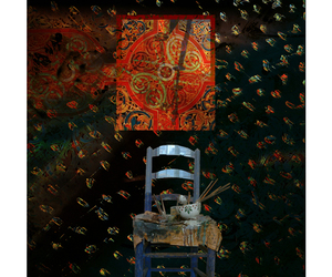chair, surrealist, and fine art image