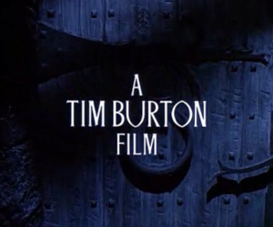 tim burton, film, and dark image