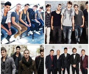 prisoner, the wanted, and nathan sykes image