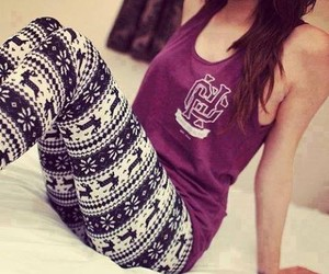 fashion, leggings, and clothes image