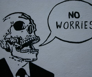 no, quote, and no worries image