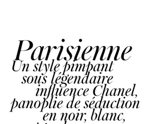 Blanc, quotes, and style image