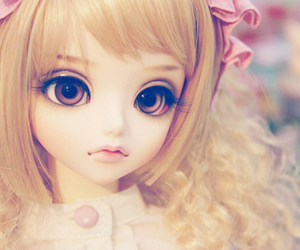 doll, bjd, and cute image
