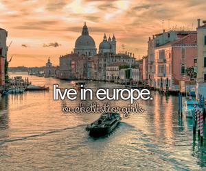 venice, europe, and beautiful image