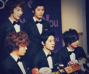 ss501, parkjungmin, and kimhyungjun image