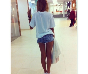 girl, fashion, and style image