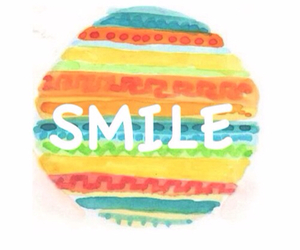 smile, wallpaper, and quote image