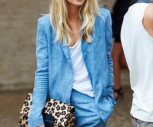 blonde, fashion, and Gisele Bundchen image