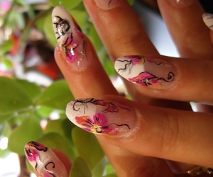 cool, ongles, and chiodo image