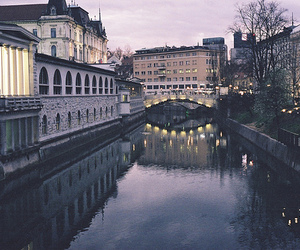 beautiful, city, and river image