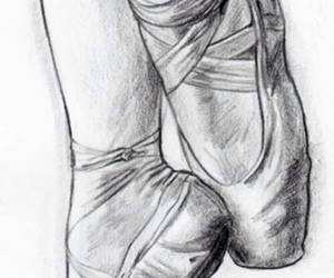 ballet, draw, and classic image