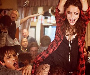 skins, Effy, and party image