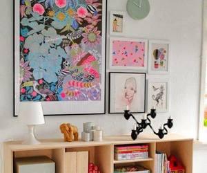 art, beautiful, and decor image