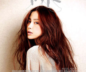 asian, model, and angelababy image