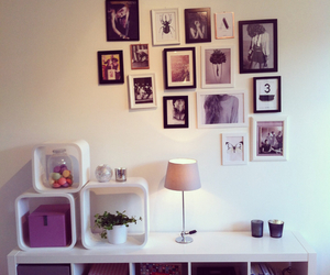 vintage, cute, and white decor image