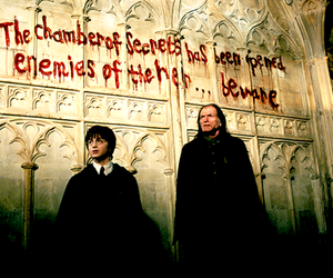 chamber of secrets, harry potter, and the chamber of secrets image