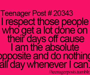 true and teenager posts image