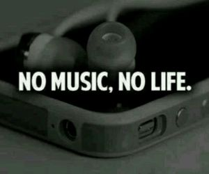 black, musica, and life image