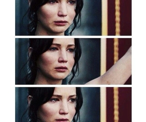catching fire, Jennifer Lawrence, and katniss image