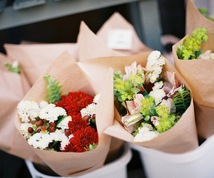 flowers, beautiful, and pretty image