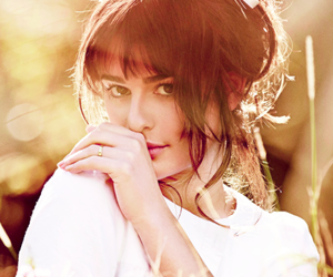 lea michele, glee, and Teen Vogue image