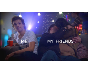 midnight memories, alone, and me image