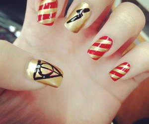 beauty, fashion, and gryffindor image