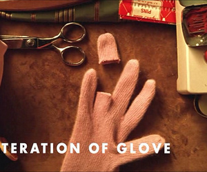 anderson, gloves, and movie image