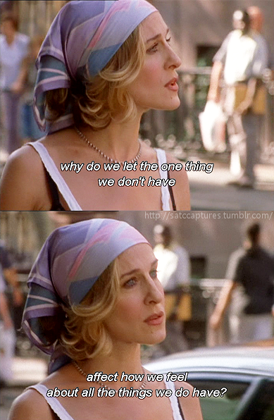 7 Carrie Bradshaw quot;s About Fashion That Prove Sex And The 90