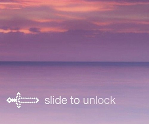 screen saver, slide to unlock, and minecraft image
