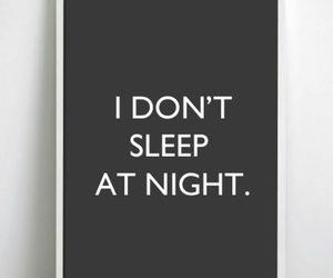 night, sleep, and quotes image