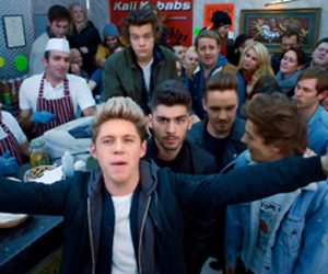 midnight memories, one direction, and 1d image