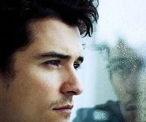 orlando bloom, handsome, and love image
