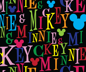 background, colorful, and disney image