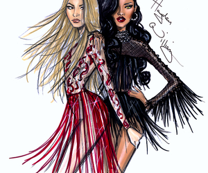 shakira, rihanna, and hayden williams image