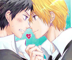 bl, shounen ai, and Boys Love image