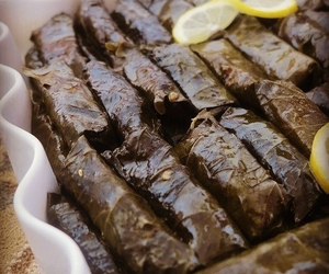 food and ورق عنب image