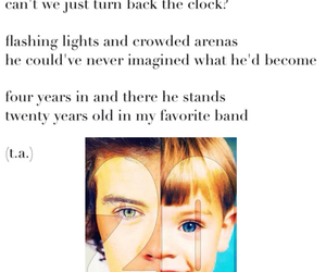 Harry Styles and poem image