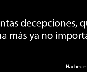 frases and decepciones image