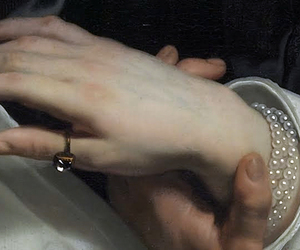 art, details, and hand image