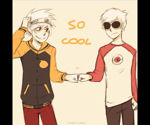 soul eater and homestuck image
