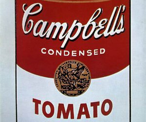 campbell, pop art, and andy warhol image