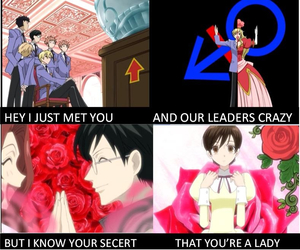 anime, ouran, and ohshc image